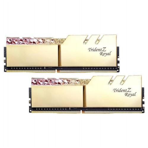 Bộ nhớ trong Gskill 16G (8Gx2) F4-3000C16D-16GTRG