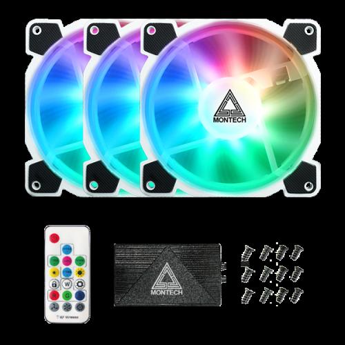 Fan Case Montech Z3 Pro ARGB PWM 3 in 1