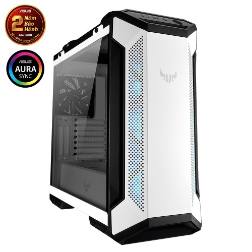 Vỏ Case Asus TUF GAMING GT501 White Edition