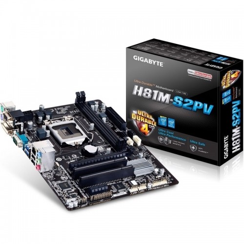 Mainboard Gigabyte H81M S2PV Renew BH 36TH