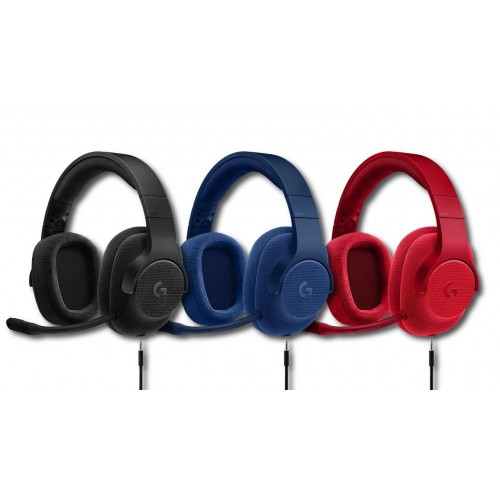 Tai nghe Logitech G433 7.1 Wired Surround Gaming