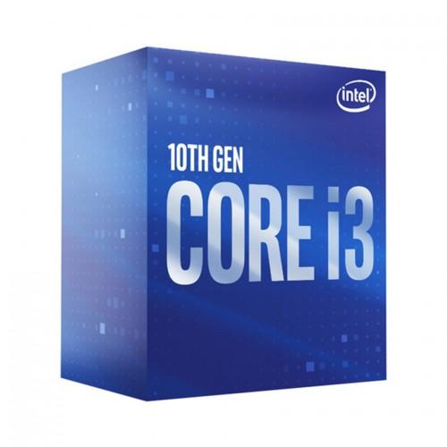 CPU Intel Core I3 10100 Box nhập BH Intel 36TH