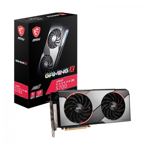 Card màn hình MSI Radeon RX 5700 GAMING X