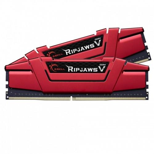 RAM G.SKILL RIPJAWS V-32GB (16GBx2) DDR4 3000MHz- F4