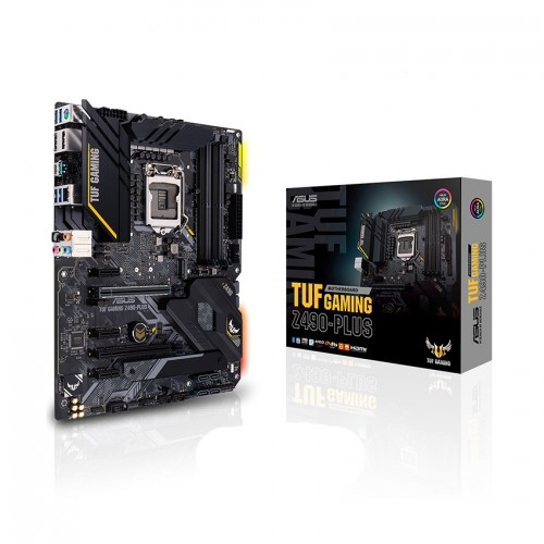 Mainboard ASUS TUF GAMING Z490-PLUS
