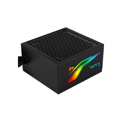 Nguồn Aerocool LUX RGB 750W 80 Plus Bronze (RGB SYNC)