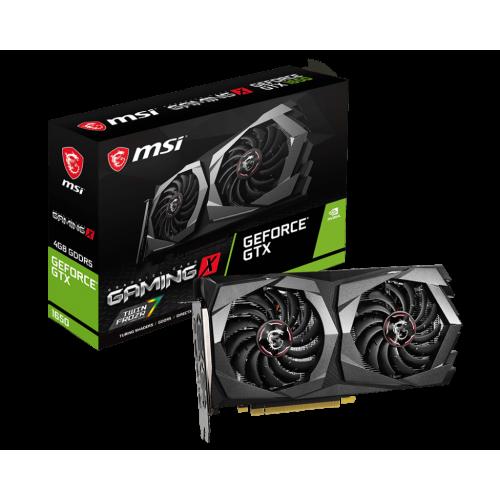 MSI GeForce GTX 1650 4GB  Gaming X