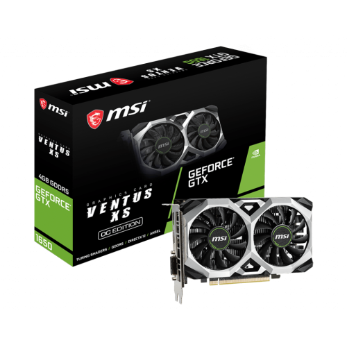 MSI GeForce GTX 1650 4GB VENTUS XS OC